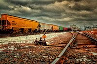 The Yellow Box Car
