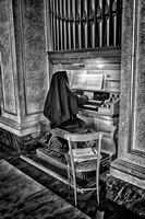 Nun at the Organ