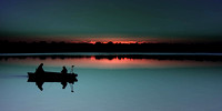 Dawn Fishing, Lake Harriet